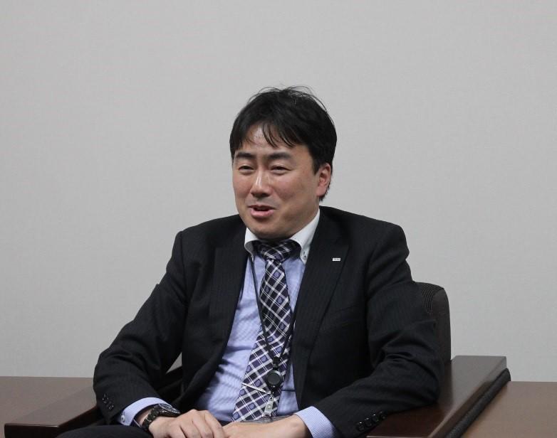 日立造船株式会社 ICT推進本部 ICT事業推進部 IoTシステムグループ長 山田 浩章氏