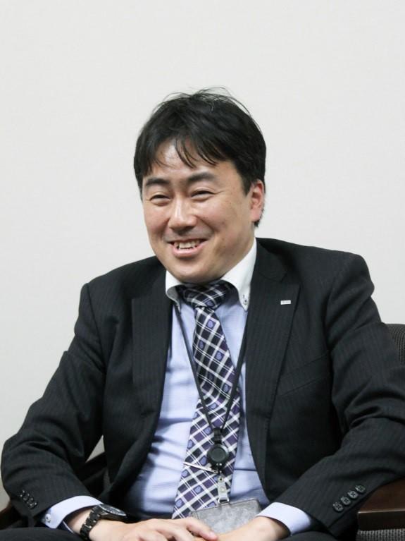 社日立造船株式会社 ICT推進本部 ICT事業推進部 IoTシステムグループ長 山田 浩章 氏