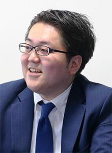 日光ケミカルズ株式会社 総務部 ICTグループ 東原 雄一氏