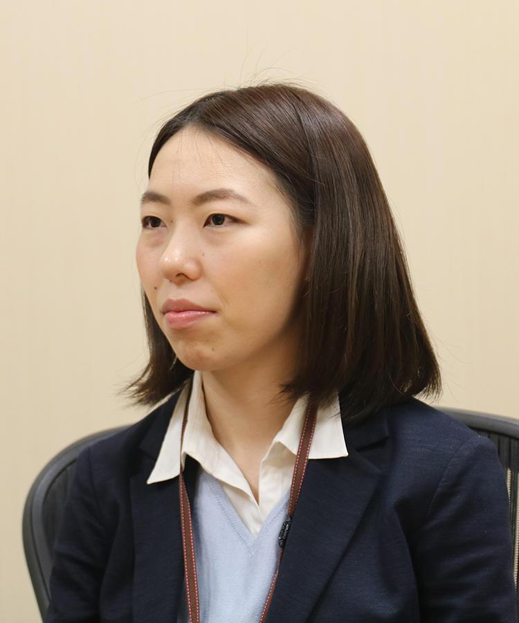 株式会社マクニカ クラビス カンパニー 技術統括部アプリケーション開発室 遠藤 雅奈氏