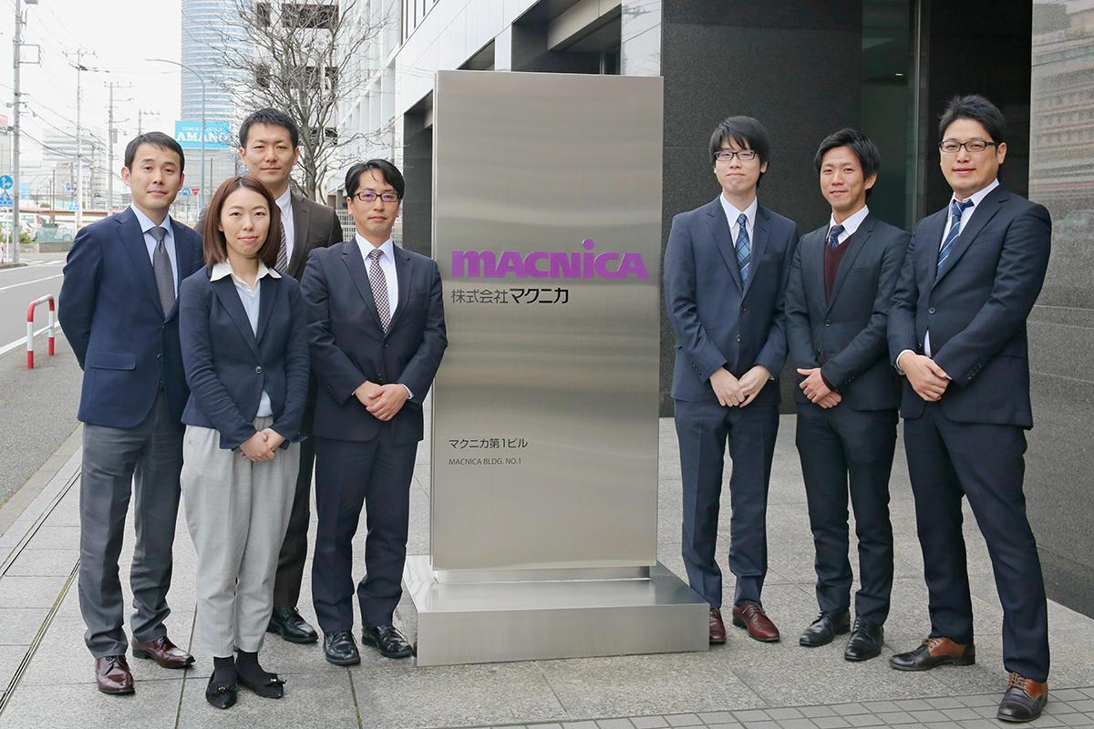 右はサーバーワークスのプロジェクトメンバー 右から千葉 哲也、矢嶋 裕介、中村 悟大