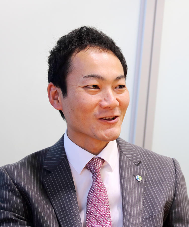 エスアールジータカミヤ株式会社 経営管理本部 情報システム室 ITサービス課長 國枝 晋平氏