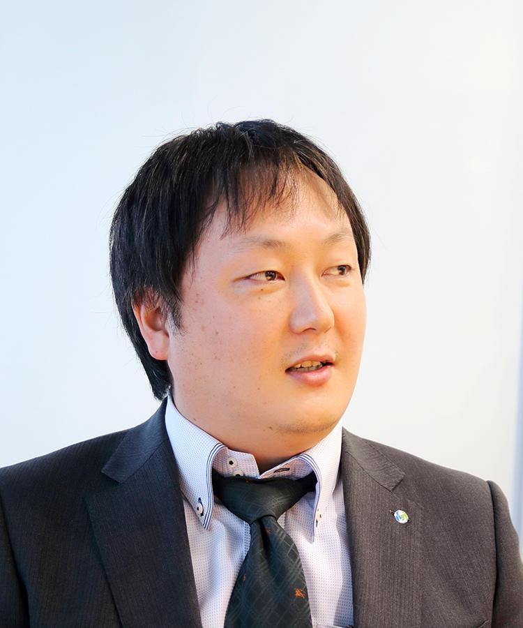 エスアールジータカミヤ株式会社 経営管理本部 情報システム室 システム開発課長 中川 幸彦氏