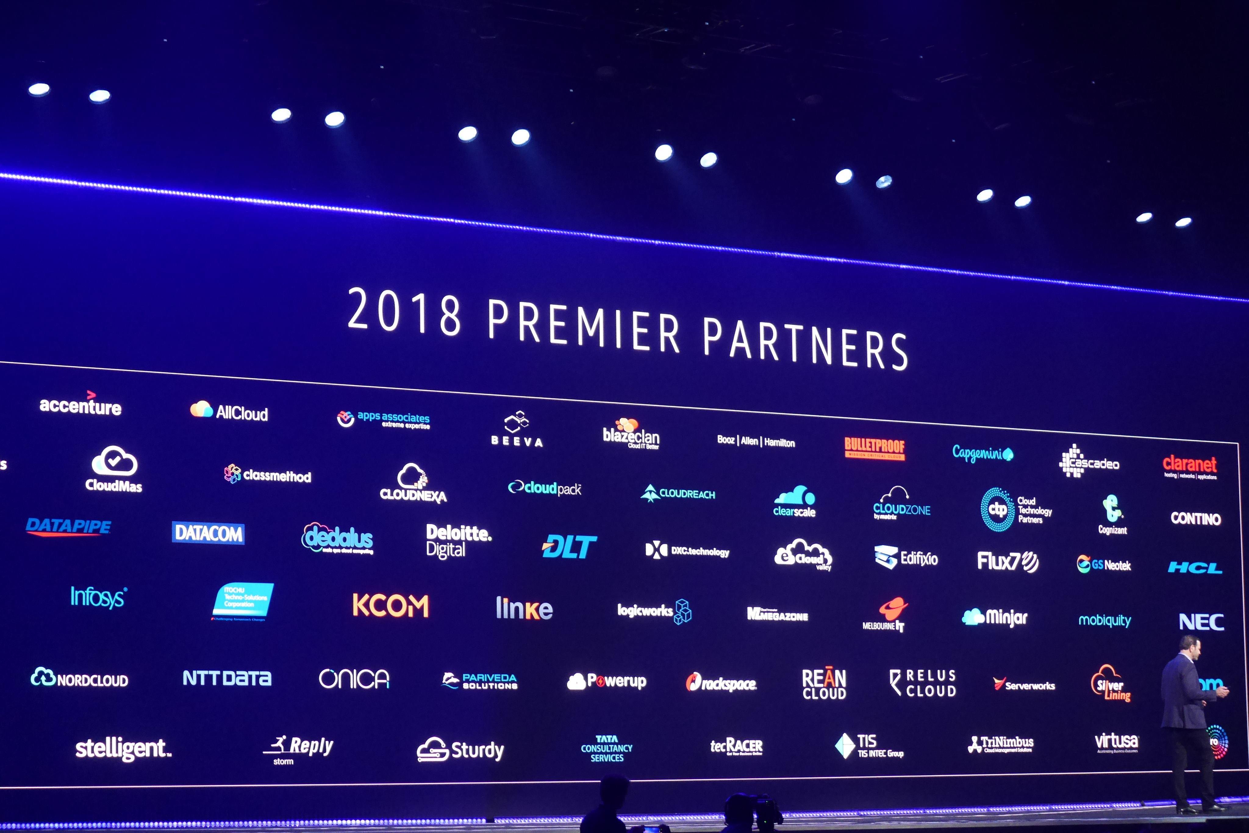 【プレスリリース】サーバーワークス、AWSパートナー制度の最上位であるAPNプレミアコンサルティングパートナーに4年連続で選定
