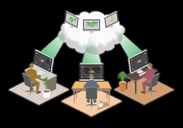 サーバーワークスとエンカレッジ・テクノロジが協業、リモートワーク証跡管理サービスを提供