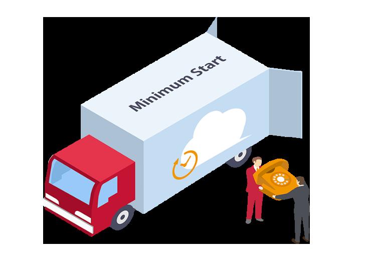 Amazon Connect ミニマムスタートプラン