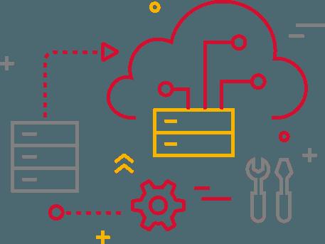 金融機関向けデータベースクラウド化支援サービス